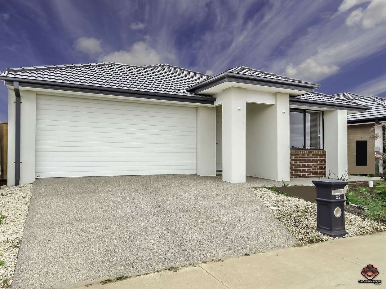 Main view of Homely apartment listing, 22 Fogarty Street, Williams Landing, VIC 3027