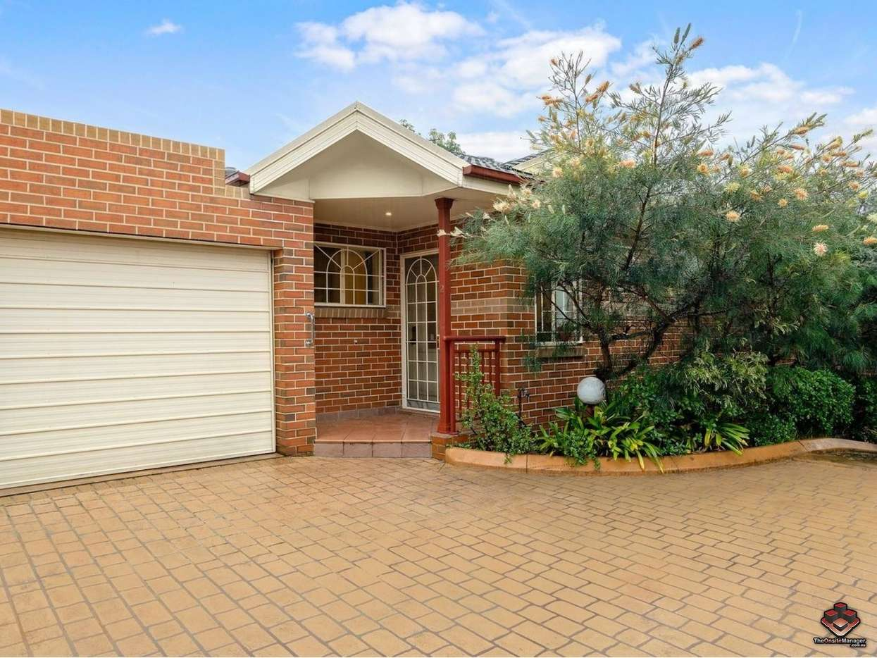 Main view of Homely villa listing, 2/50 Denistone Road, Denistone, NSW 2114