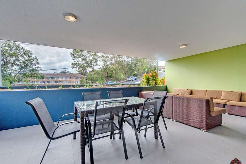 Third view of Homely unit listing, ID:21064653/19 Tank St, Kelvin Grove QLD 4059
