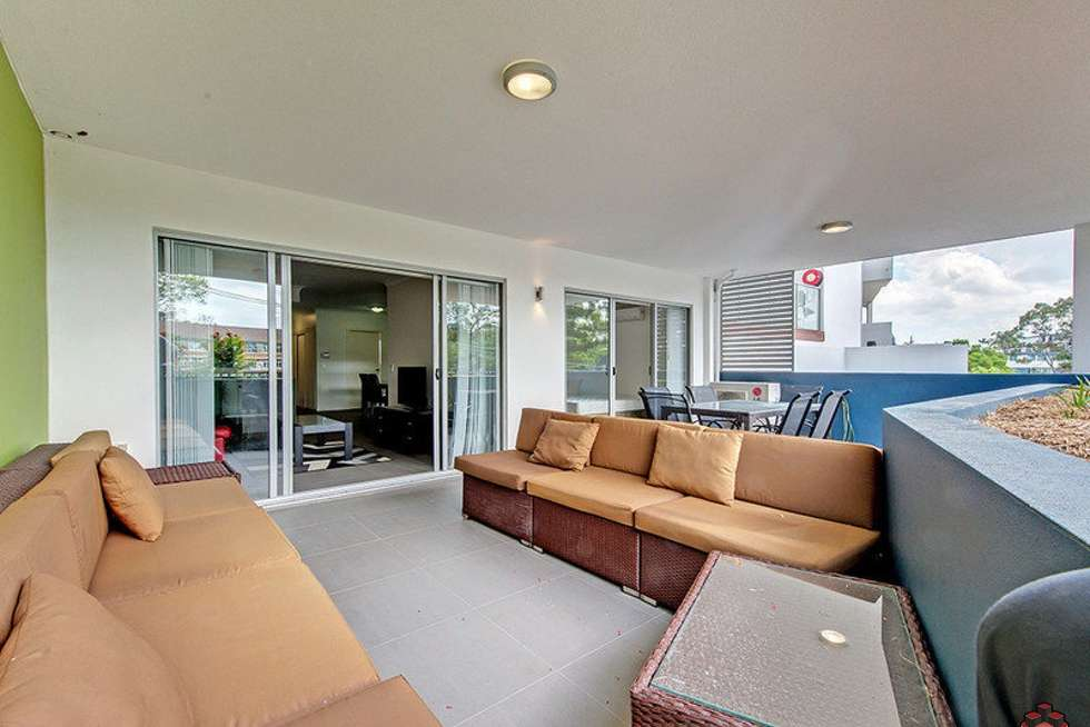 Fourth view of Homely unit listing, ID:21064653/19 Tank St, Kelvin Grove QLD 4059