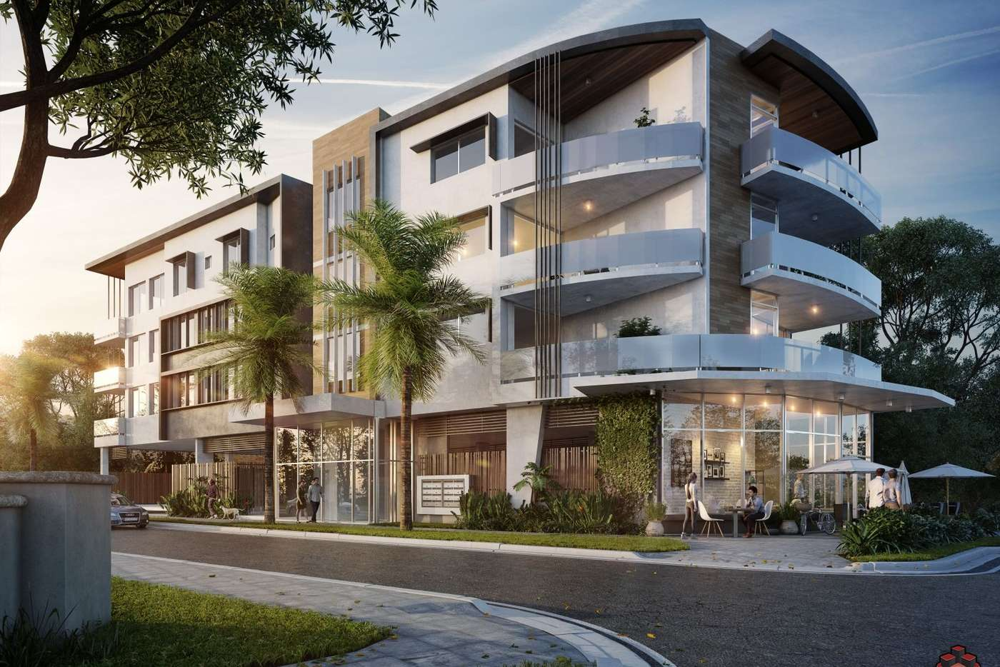 Seventh view of Homely unit listing, ID:21067777/93 Baines Street, Kangaroo Point QLD 4169