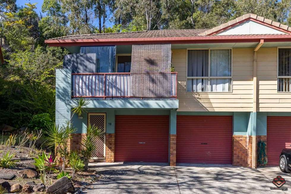 Second view of Homely townhouse listing, unit 10/31 Simpsons Road, Elanora QLD 4221