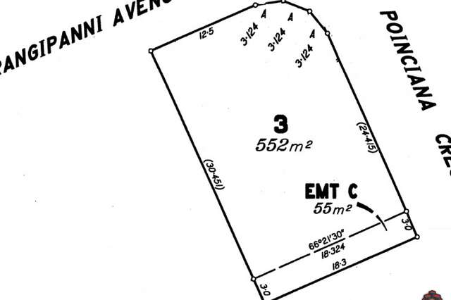 Lot 3 55/57 Frangapanni Ave, Kawungan QLD 4655