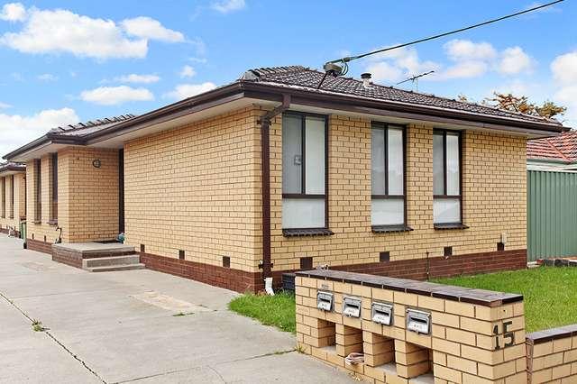 3/15-17 Urwin Street, Yarraville VIC 3013
