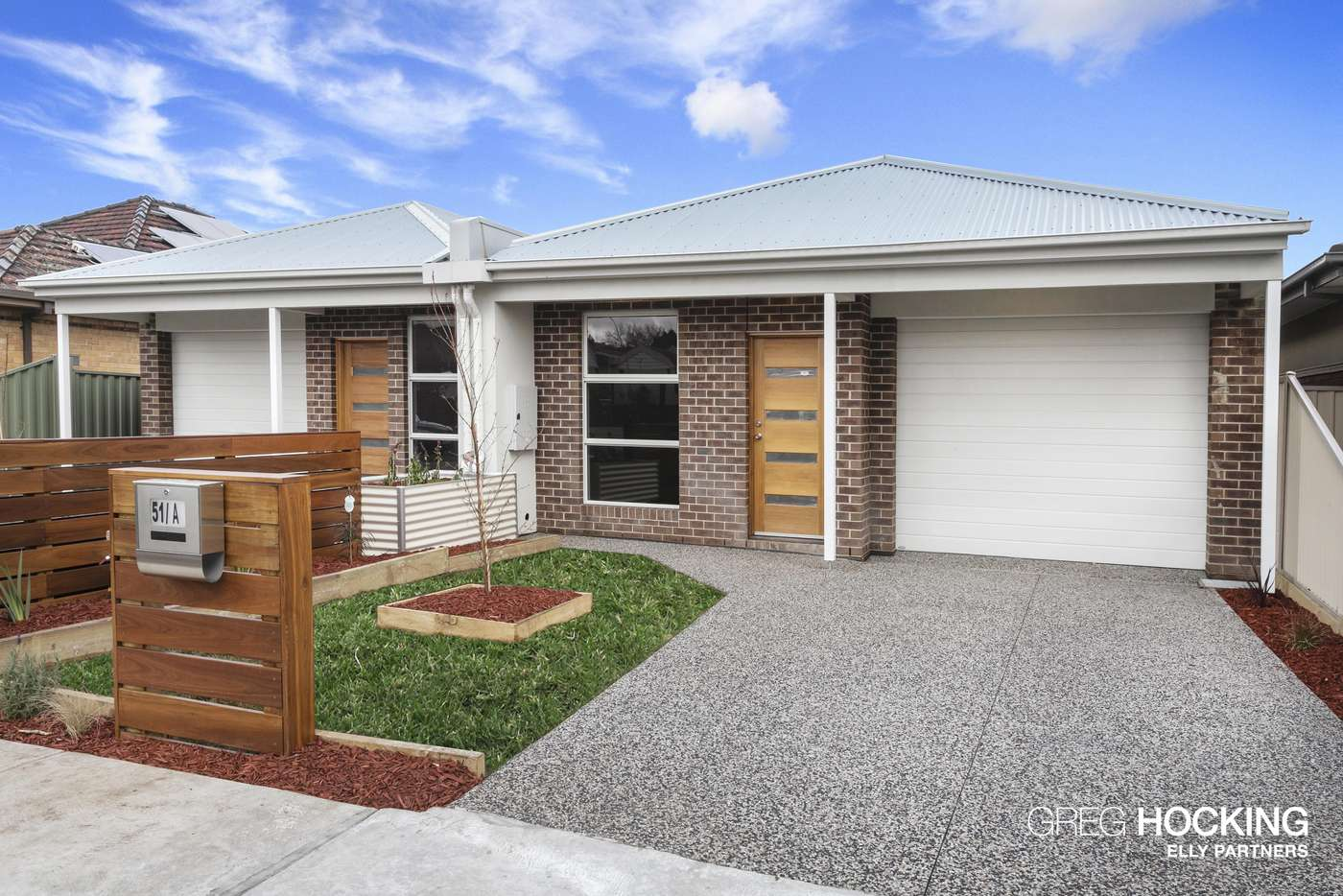 Main view of Homely house listing, 51 Riverside Avenue, Avondale Heights VIC 3034
