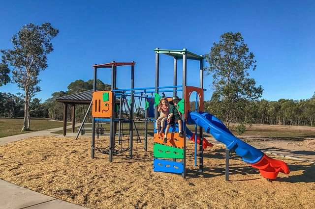 Parklands Drive, Branyan QLD 4670