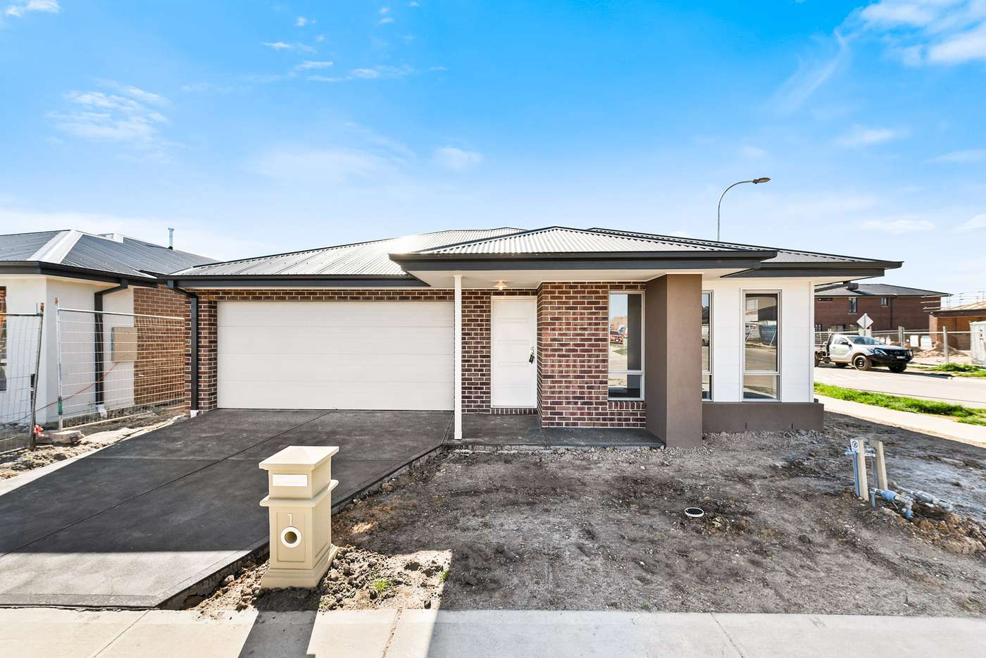 Main view of Homely house listing, 1 Serengeti Street, Clyde North VIC 3978