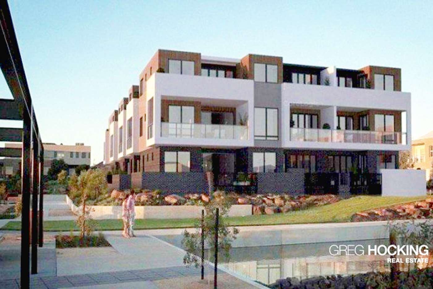 Main view of Homely apartment listing, 19/2-10 Monckton Place, Caroline Springs VIC 3023