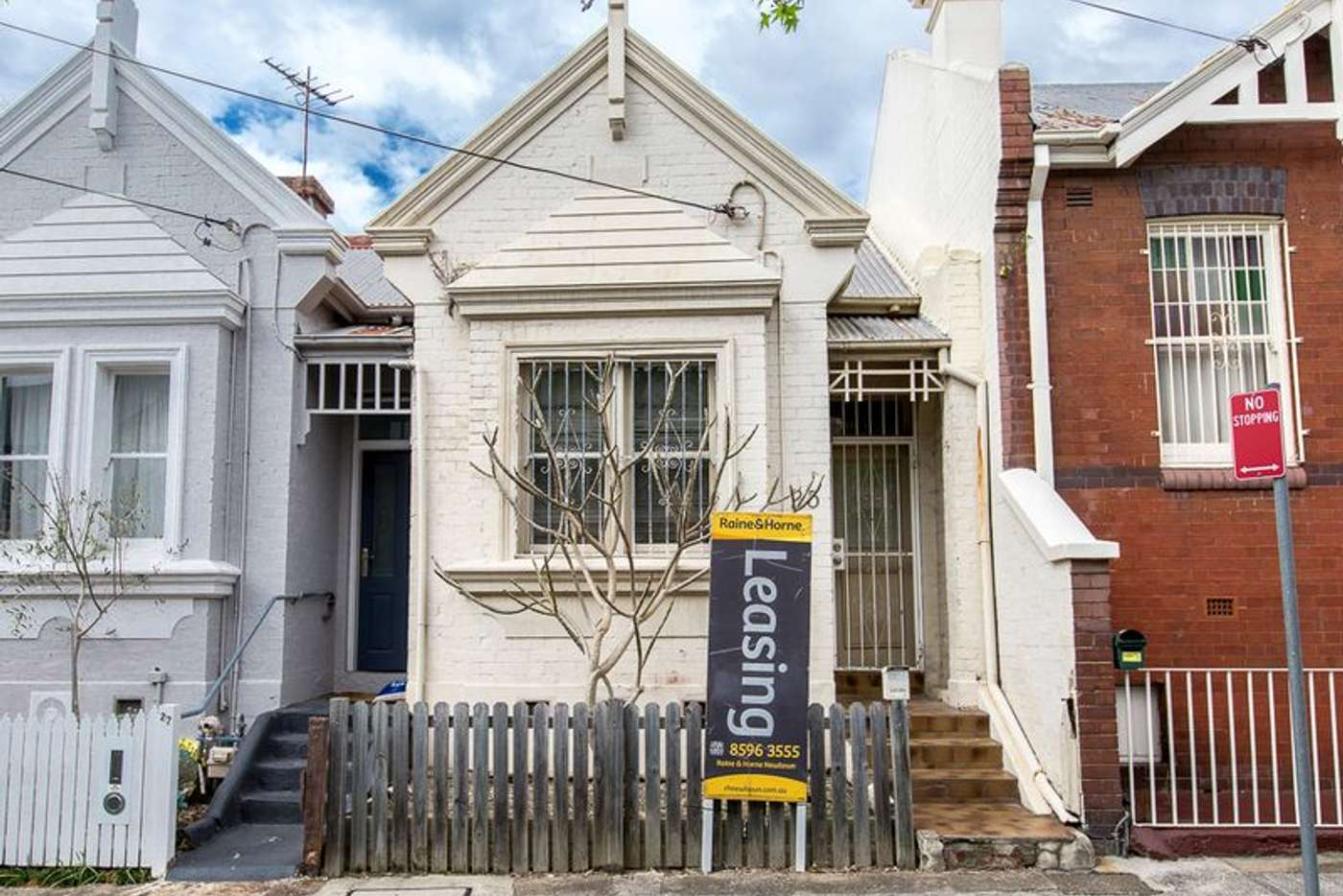 Main view of Homely house listing, 25 Campbell Street, Newtown NSW 2042