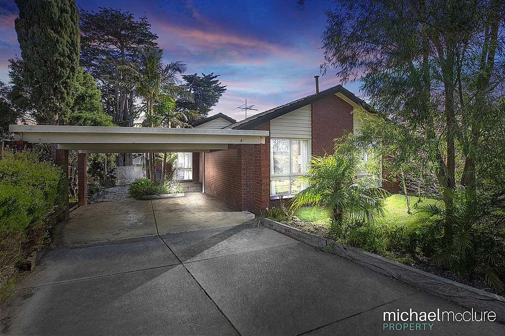 Main view of Homely house listing, 8 Ferndale Drive, Frankston, VIC 3199