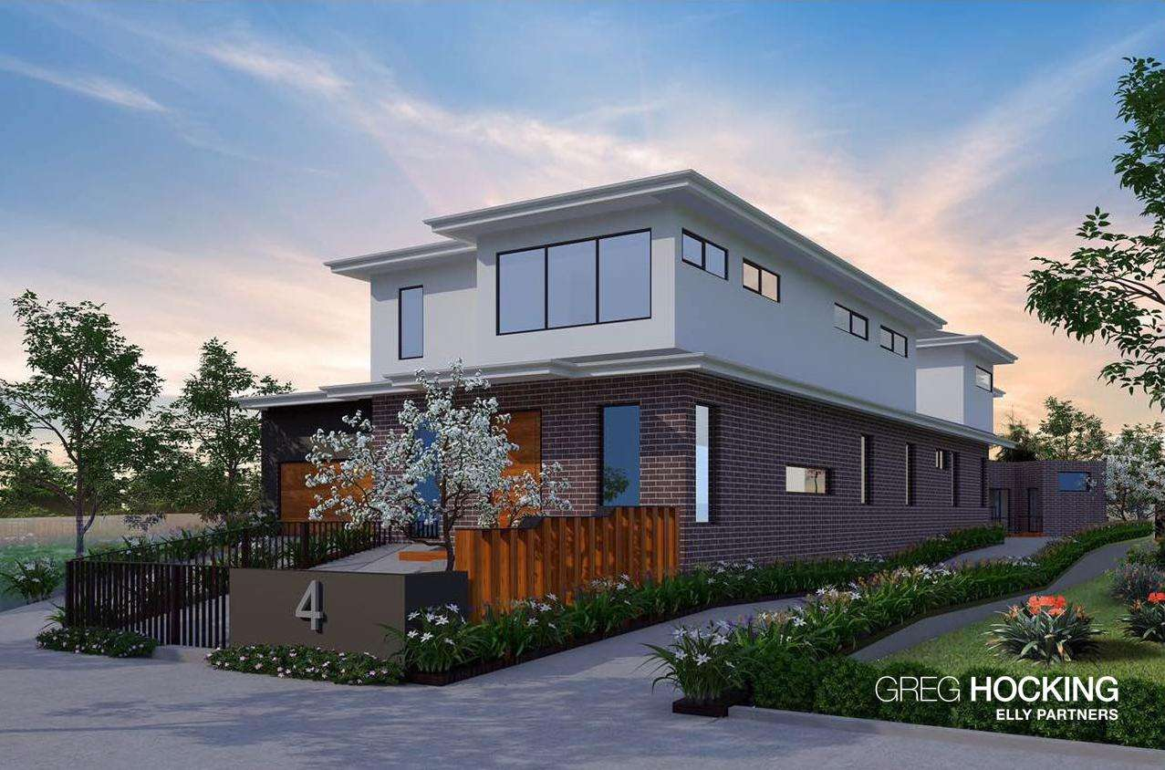 Main view of Homely townhouse listing, 2/4 Acacia Avenue, Seaholme, VIC 3018