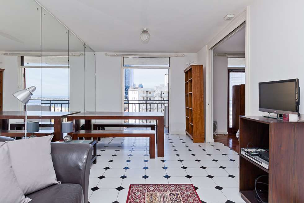 Second view of Homely apartment listing, 53/59 Malcolm Street, West Perth WA 6005