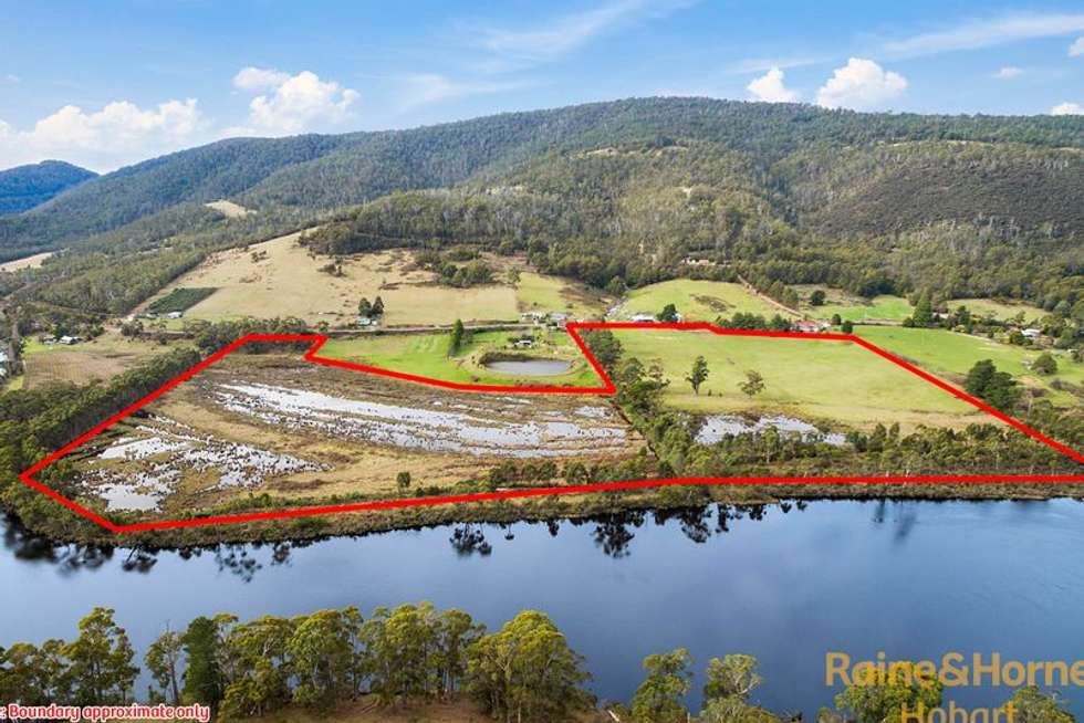 Second view of Homely residentialLand listing, 9001 Channel Highway, Huonville TAS 7109