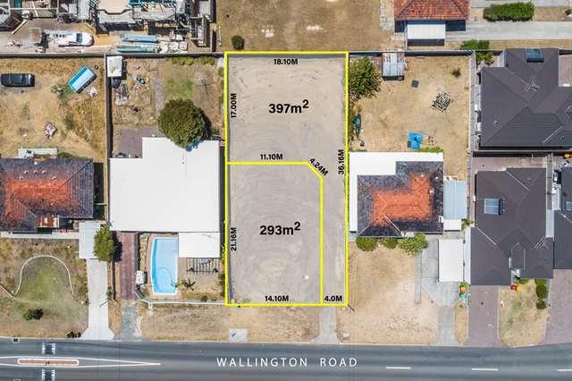 lot 501/61B Wallington road, Balga WA 6061