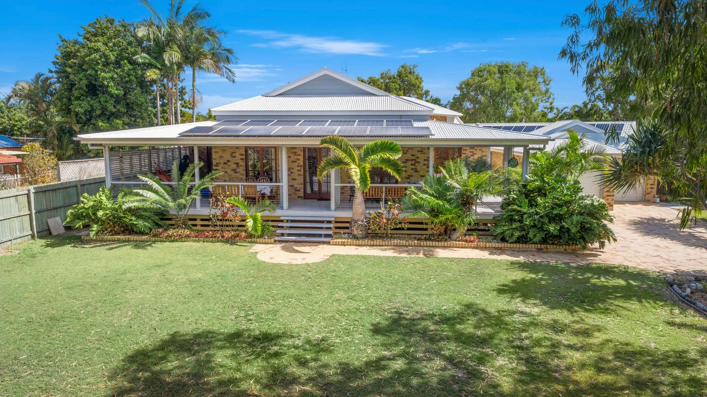 Main view of Homely house listing, 23 Lakeside Crescent, Currimundi, QLD 4551