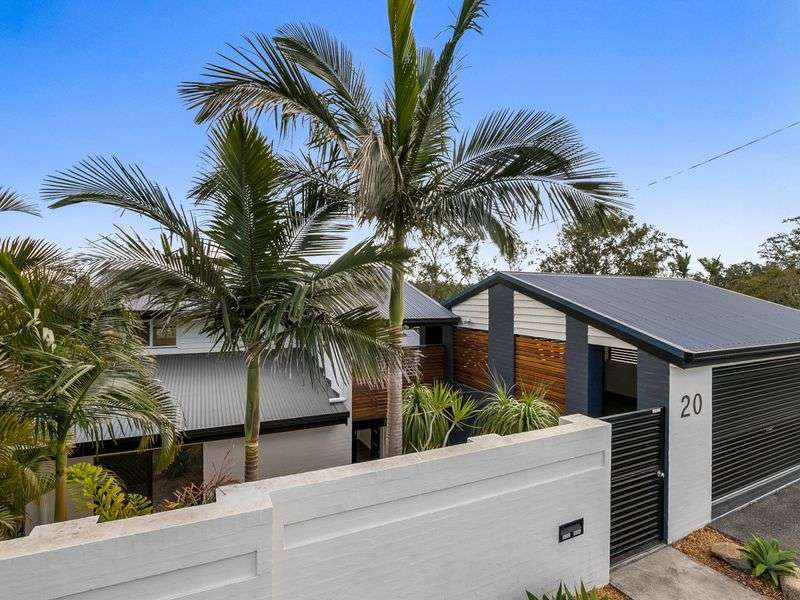 Main view of Homely house listing, 20 Chapel Hill Road, Chapel Hill, QLD 4069