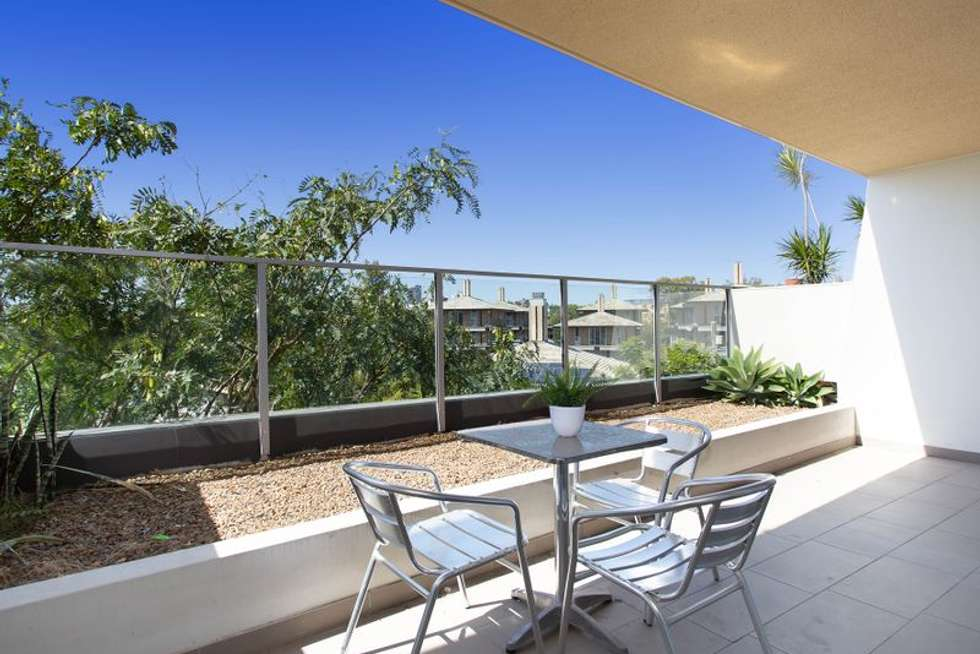 Second view of Homely apartment listing, 47/48 Walcott Street, St Lucia QLD 4067