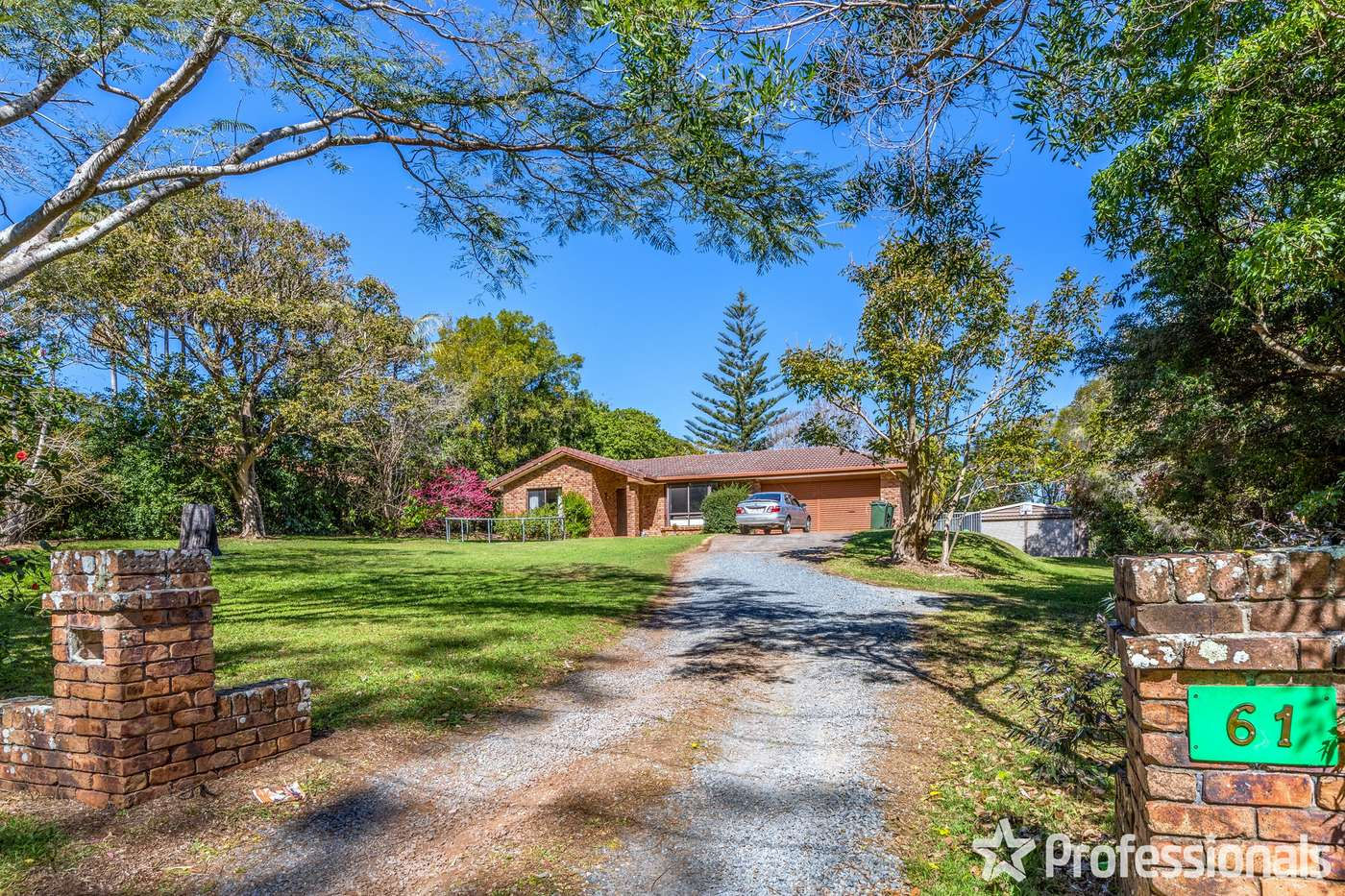Main view of Homely house listing, 61 Freemont Drive, Tamborine Mountain, QLD 4272