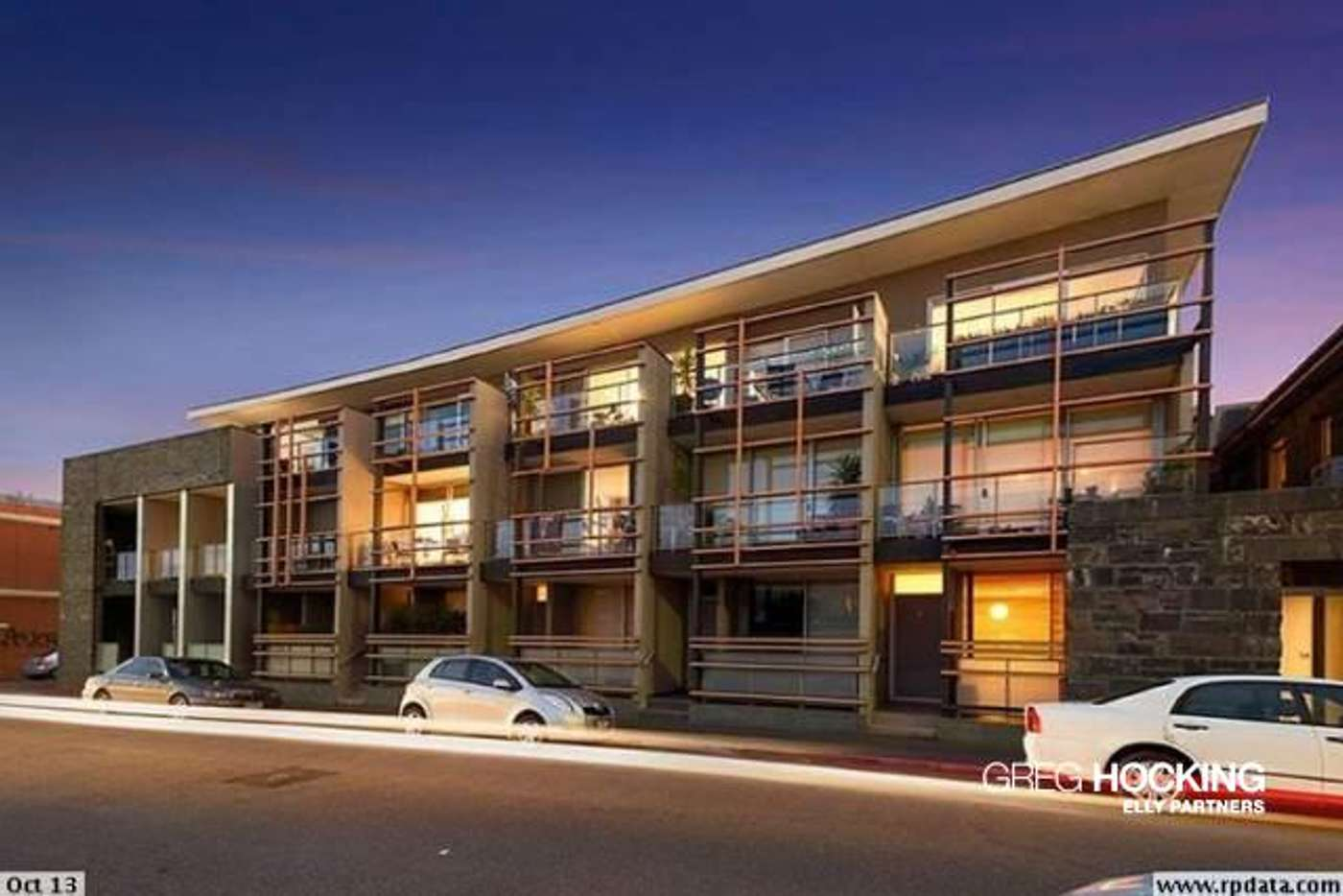 Main view of Homely apartment listing, 204/58 Ballarat Street, Yarraville VIC 3013