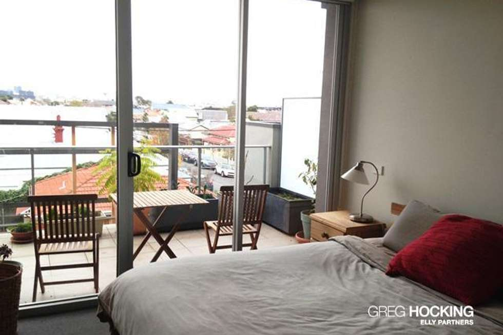 Fifth view of Homely apartment listing, 204/58 Ballarat Street, Yarraville VIC 3013
