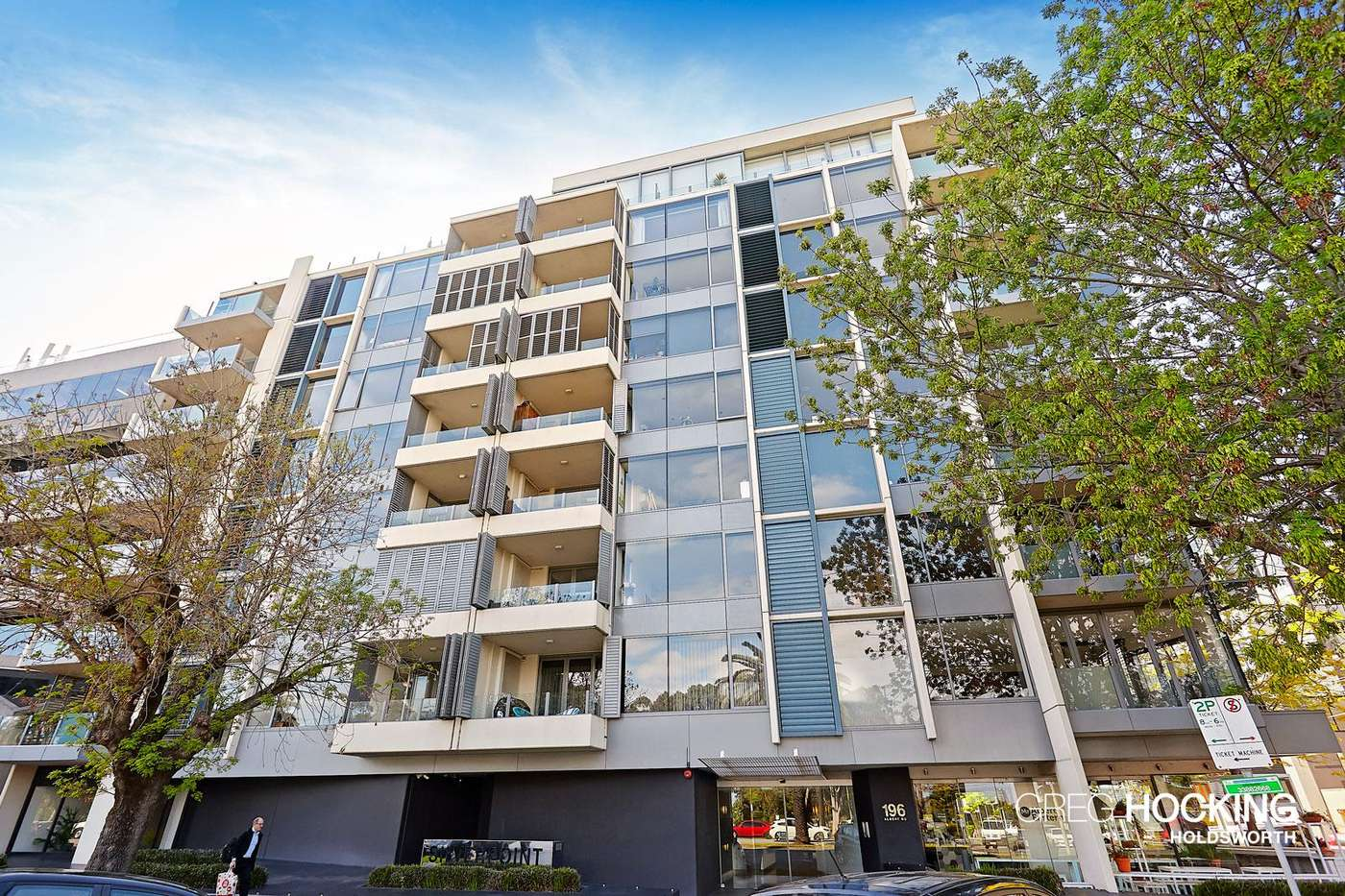 Main view of Homely apartment listing, 306/196 Albert Road, South Melbourne, VIC 3205