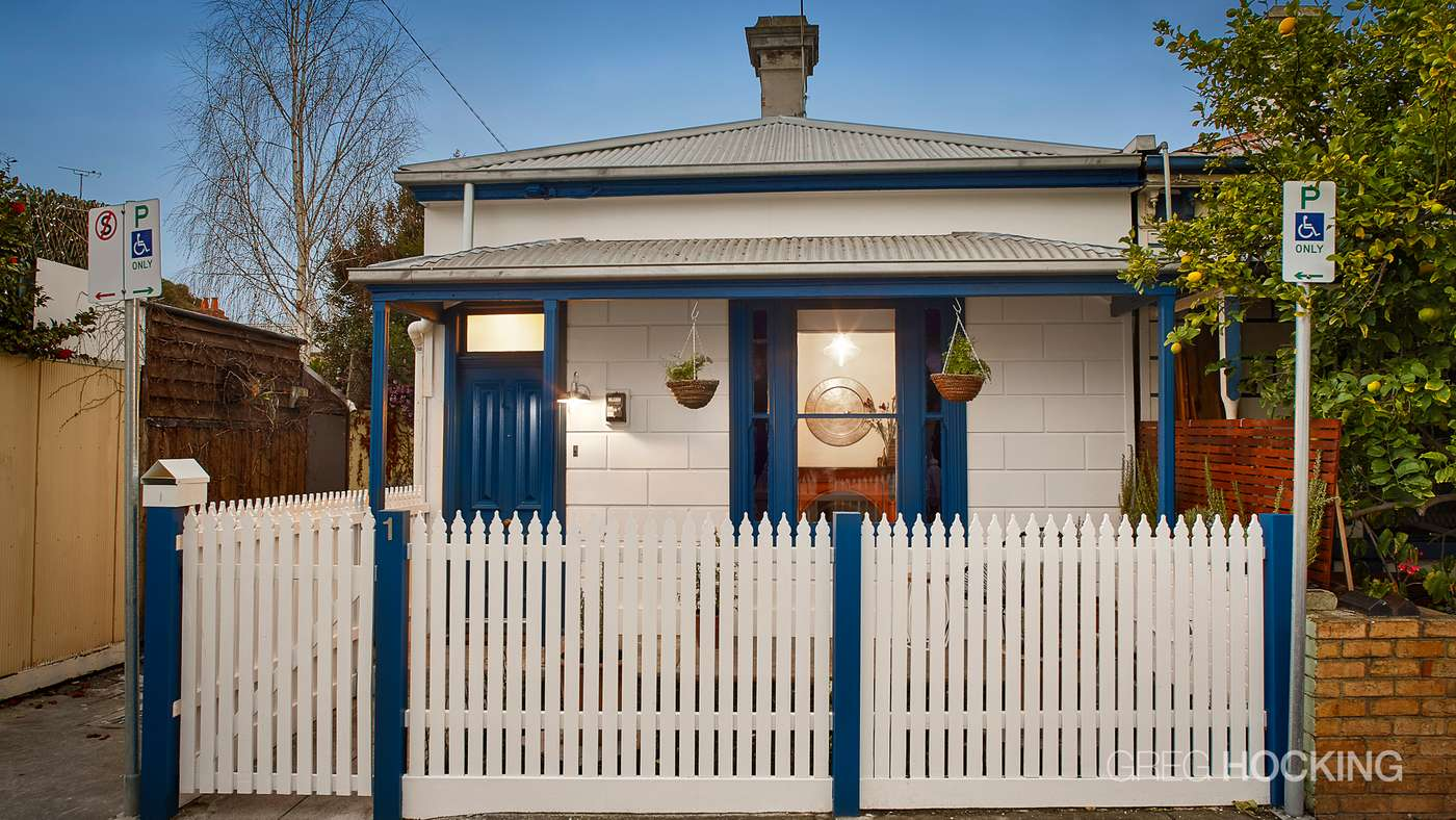 Main view of Homely house listing, 1 Little Tribe Street, South Melbourne, VIC 3205