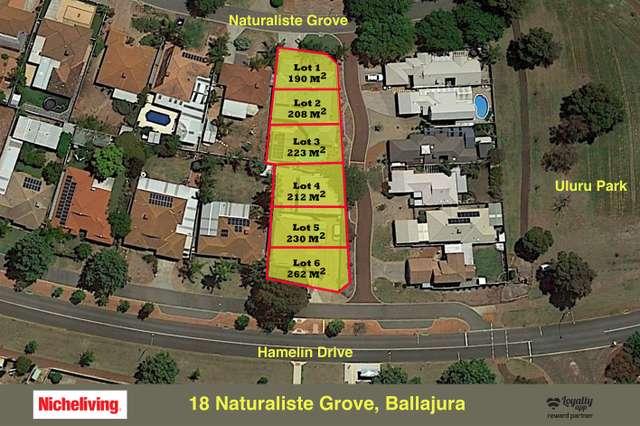 18 Naturaliste Grove, Ballajura WA 6066