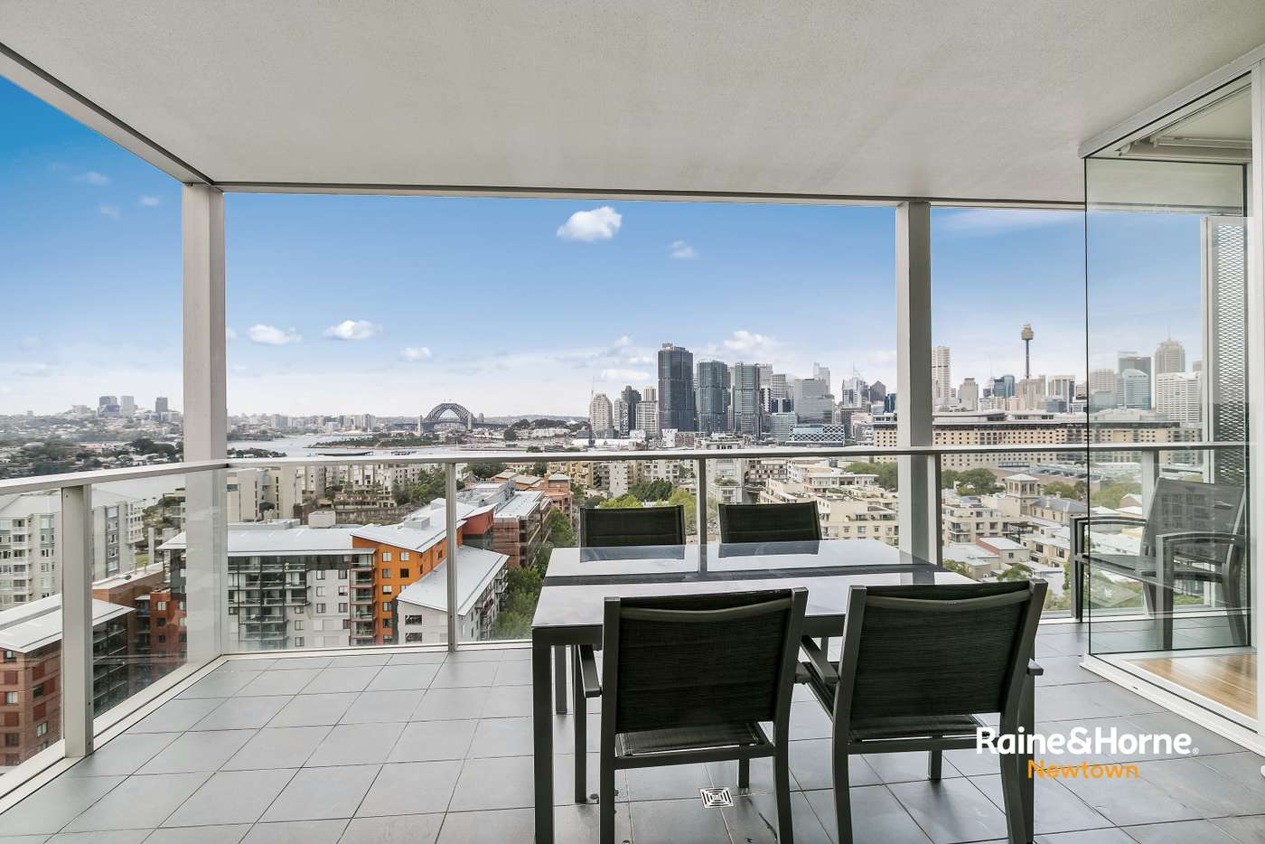 Main view of Homely apartment listing, 1401/45 Bowman Street, Pyrmont NSW 2009