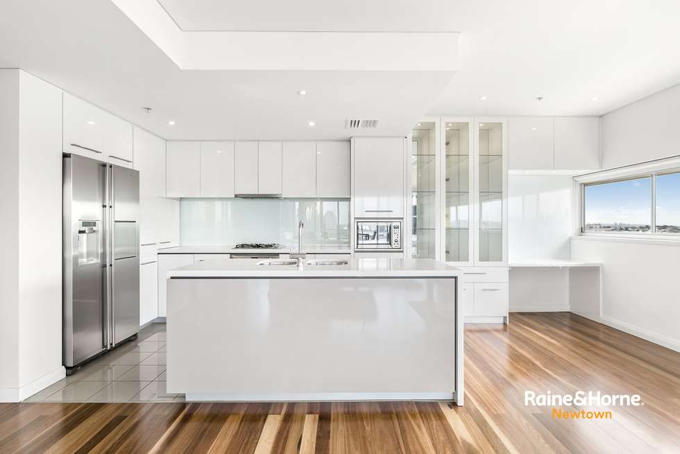 Third view of Homely apartment listing, 1401/45 Bowman Street, Pyrmont NSW 2009