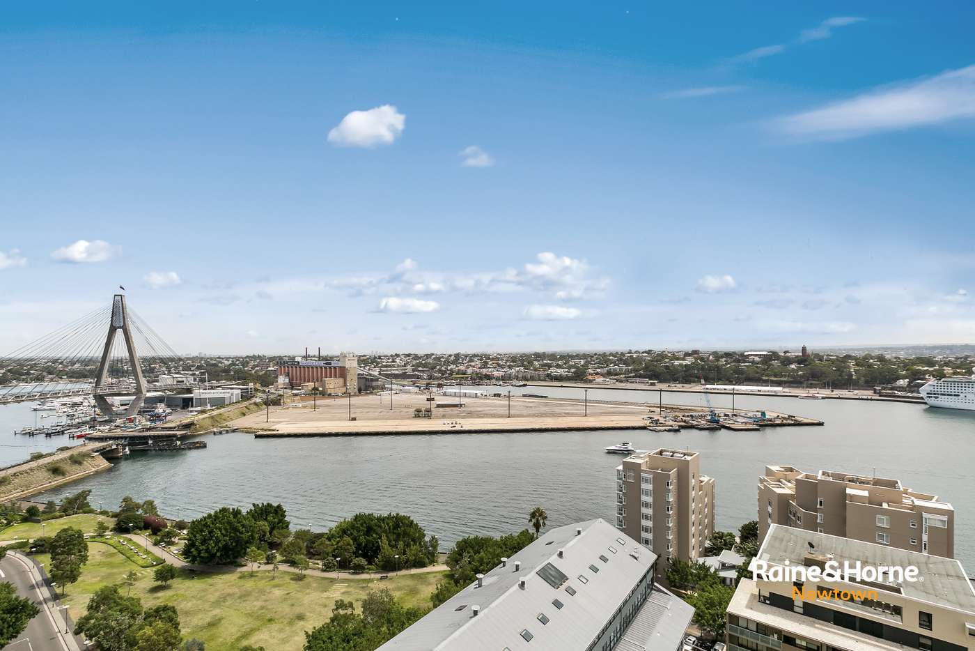 Seventh view of Homely apartment listing, 1401/45 Bowman Street, Pyrmont NSW 2009