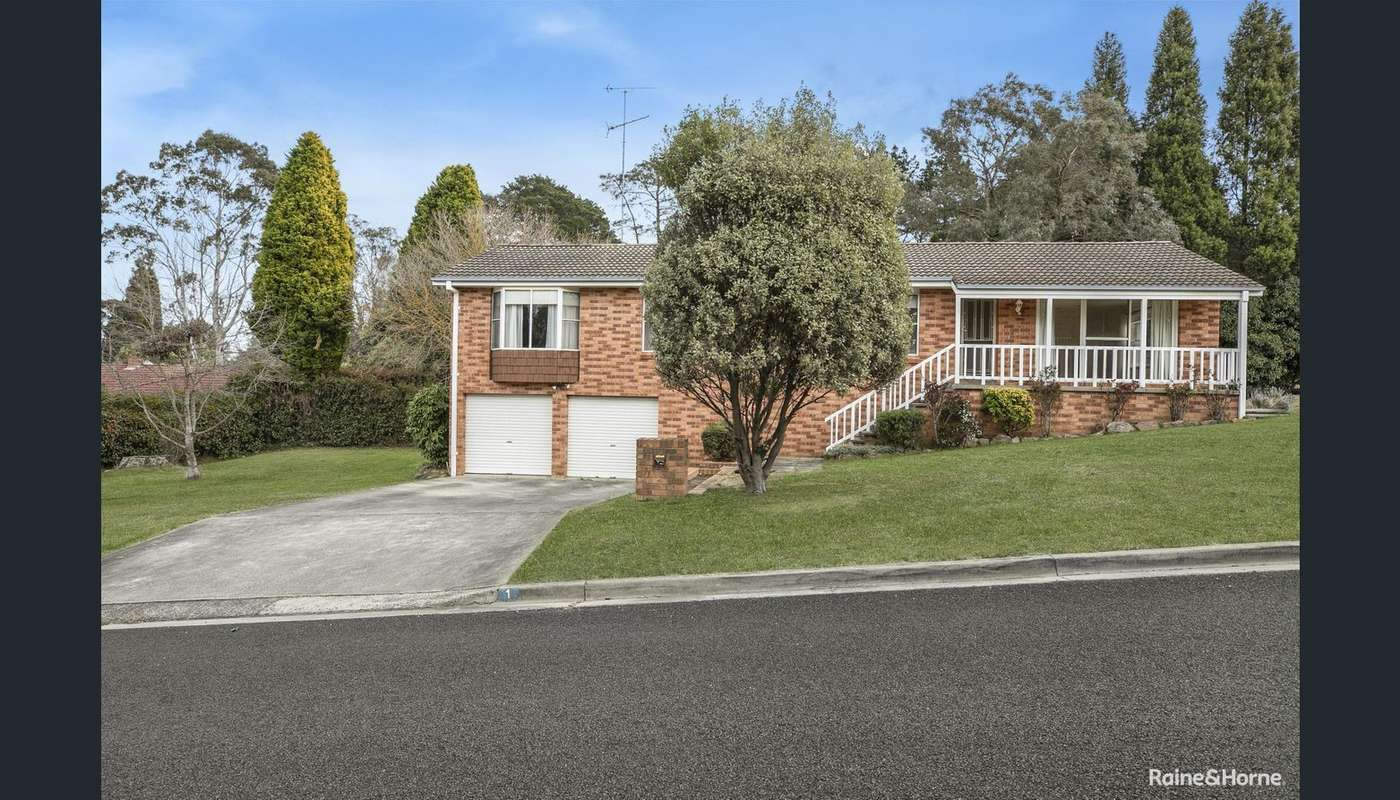Main view of Homely house listing, 1 Wheen Close, Bowral, NSW 2576