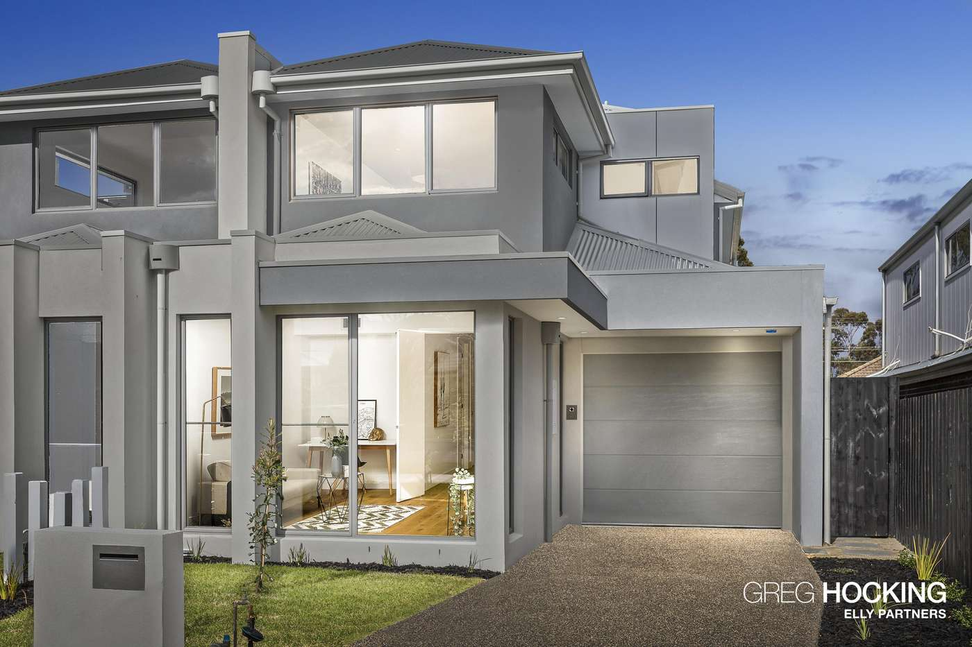 Main view of Homely townhouse listing, 76 Gordon Street, Newport, VIC 3015