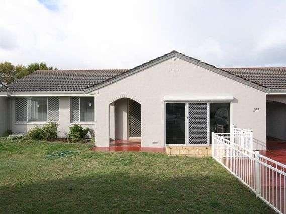 Main view of Homely semidetached listing, 55B Malibu Road, Safety Bay, WA 6169
