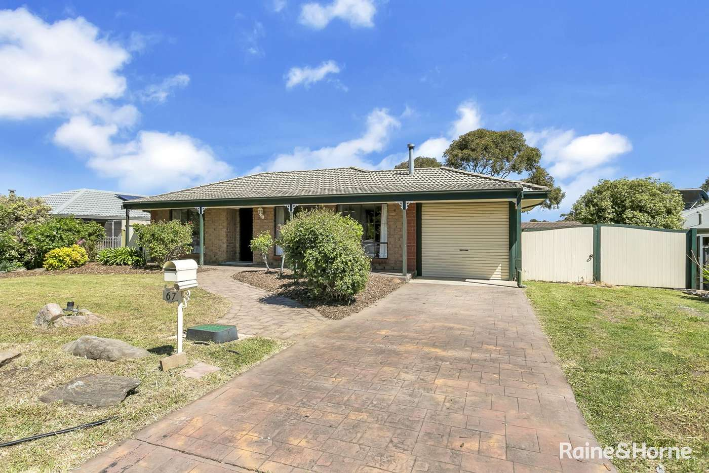 Main view of Homely house listing, 67 FRASER AVENUE, Happy Valley SA 5159
