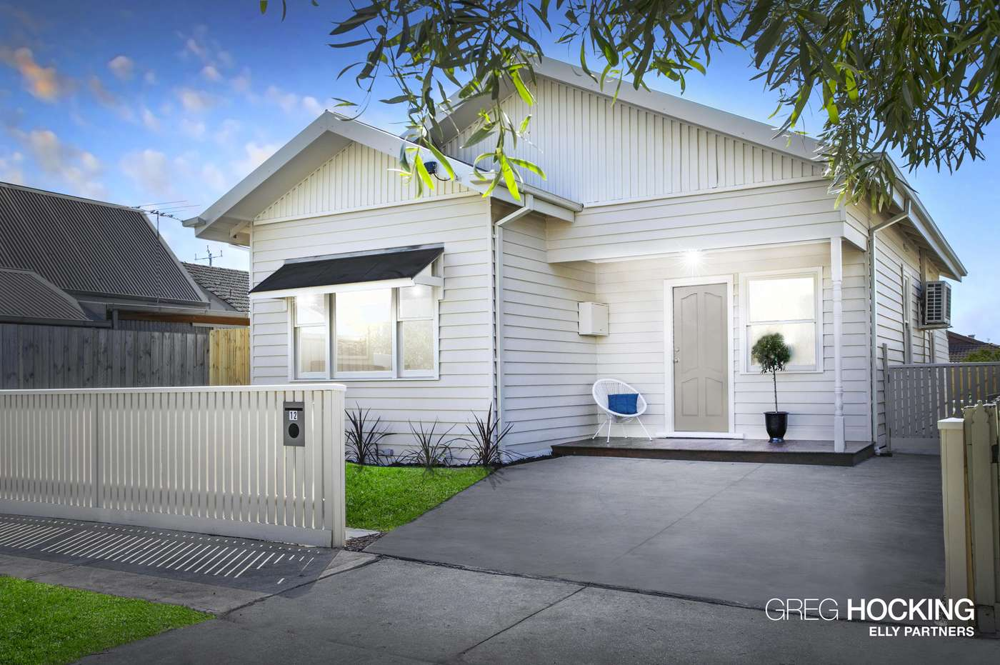 Main view of Homely house listing, 12 Grindlay Street, Newport, VIC 3015