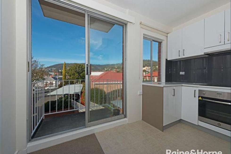 Second view of Homely apartment listing, 8/7 View Street, Sandy Bay TAS 7005