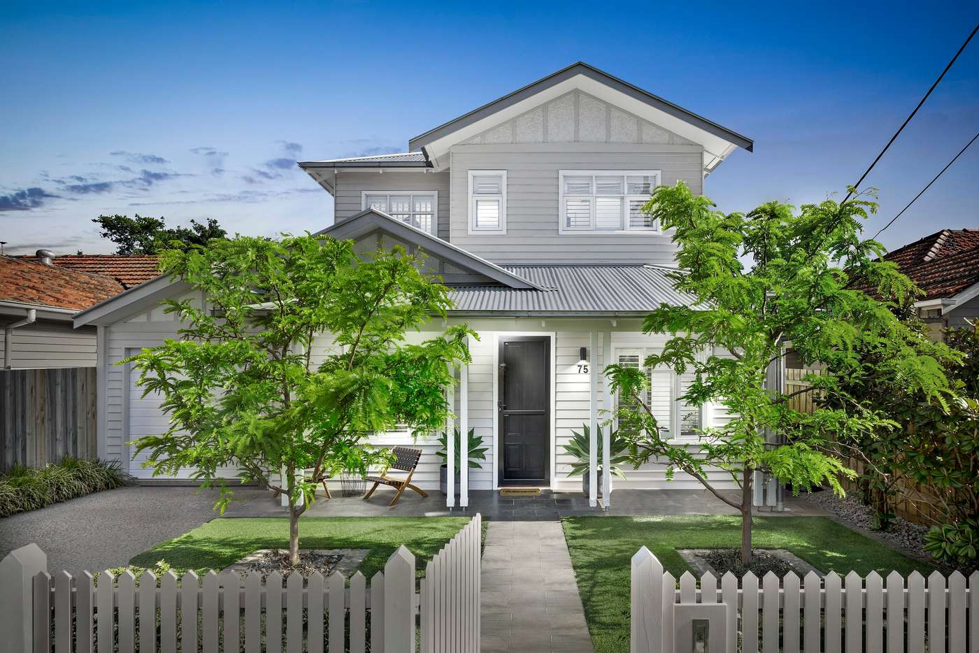 Main view of Homely house listing, 75 Woods Street, Newport, VIC 3015