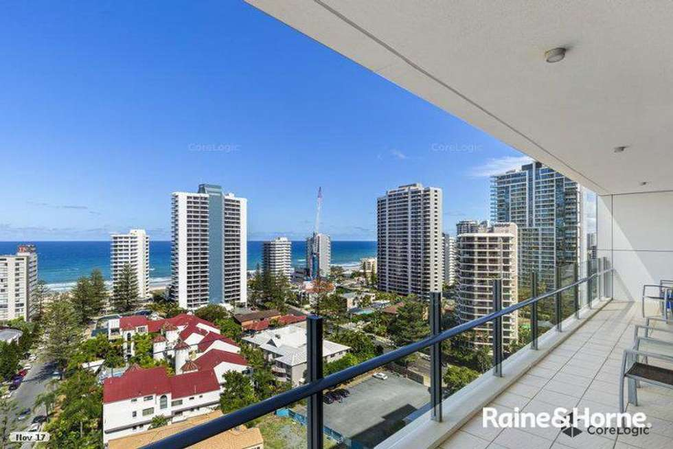 Second view of Homely apartment listing, 1312/3018 SURFERS PARADISE BOULEVARD, Surfers Paradise QLD 4217