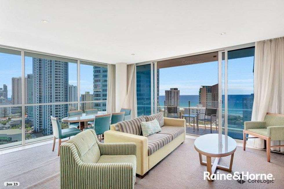 Fifth view of Homely apartment listing, 1312/3018 SURFERS PARADISE BOULEVARD, Surfers Paradise QLD 4217