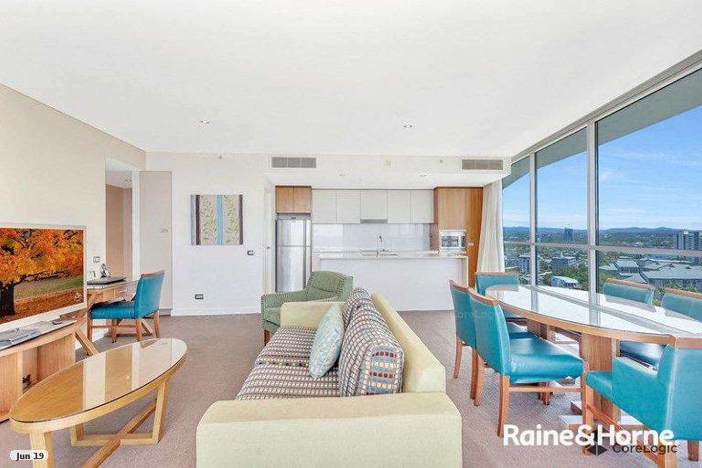 Sixth view of Homely apartment listing, 1312/3018 SURFERS PARADISE BOULEVARD, Surfers Paradise QLD 4217