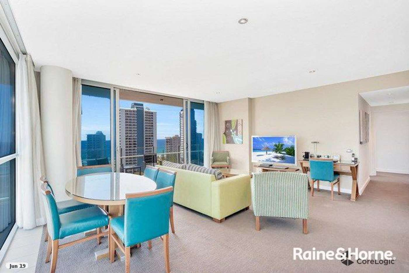 Seventh view of Homely apartment listing, 1312/3018 SURFERS PARADISE BOULEVARD, Surfers Paradise QLD 4217