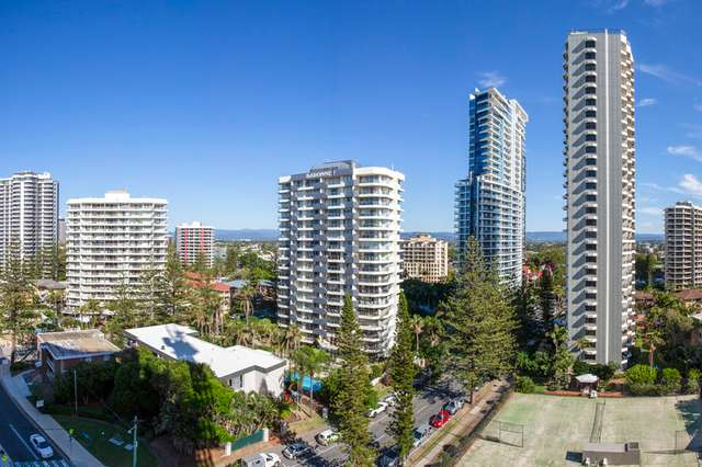 1303/3 NORTHCLIFFE TERRACE, Surfers Paradise QLD 4217