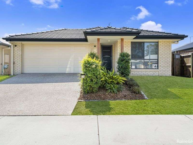 Main view of Homely house listing, 24 ARCADIA STREET, Upper Caboolture, QLD 4510