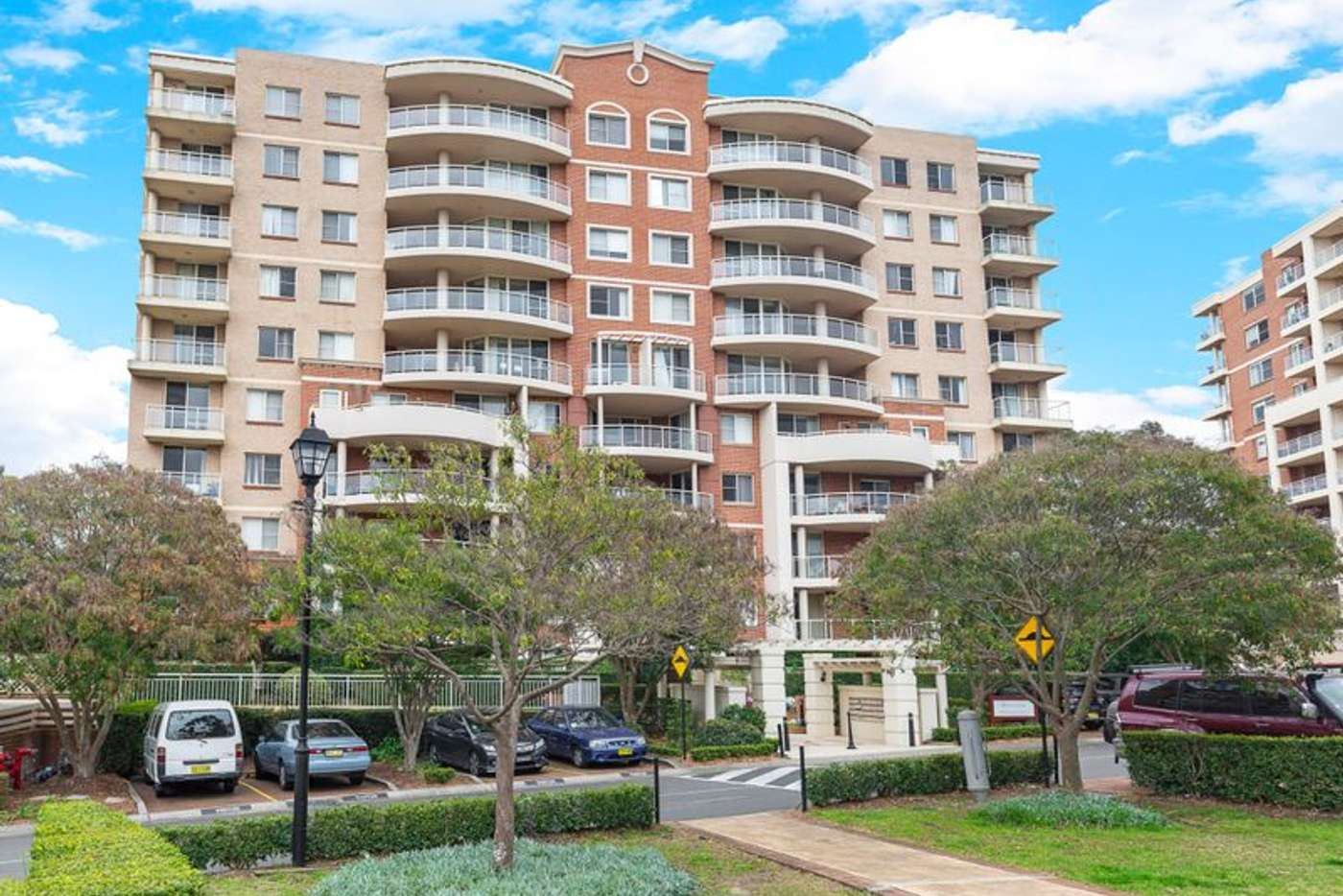Main view of Homely apartment listing, 105/8 Wentworth Drive, Liberty Grove NSW 2138