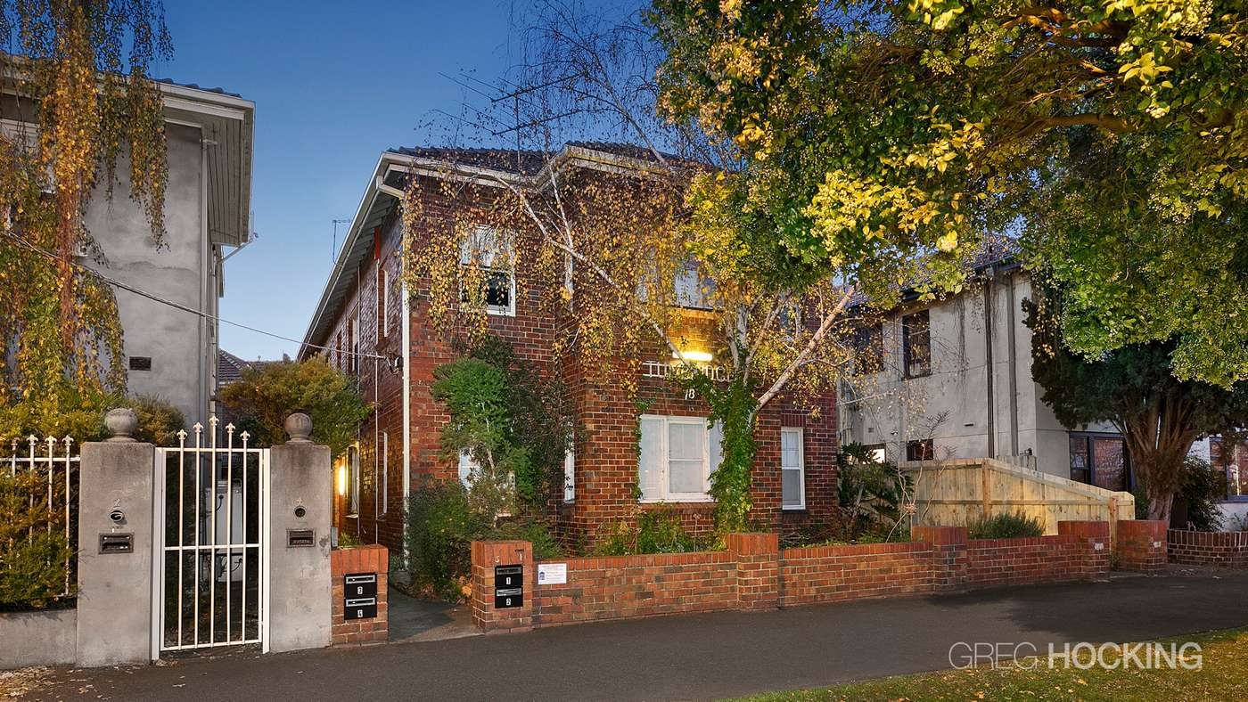 Main view of Homely apartment listing, 3/78 Kerferd Road, Albert Park, VIC 3206