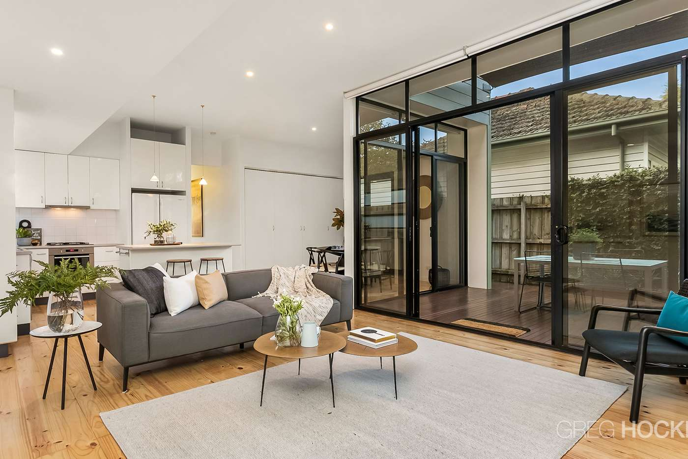 Fifth view of Homely house listing, 9 Severn Street, Yarraville VIC 3013