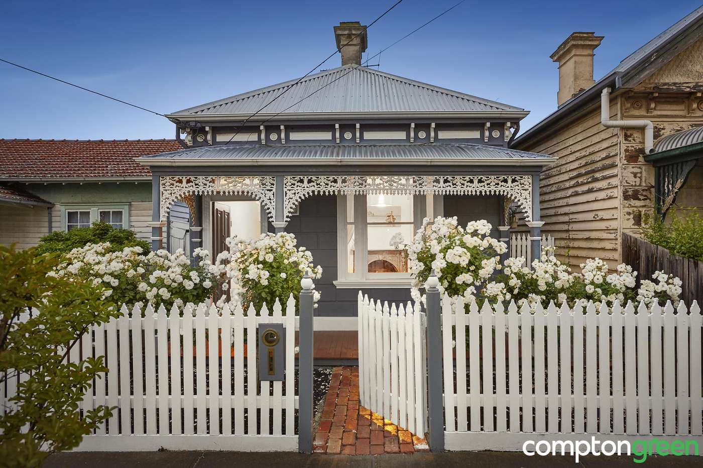 Main view of Homely house listing, 83 Farm Street, Newport, VIC 3015