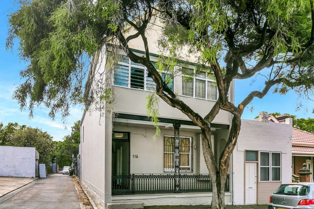 Main view of Homely unit listing, 10/116 Probert Street, Newtown, NSW 2042
