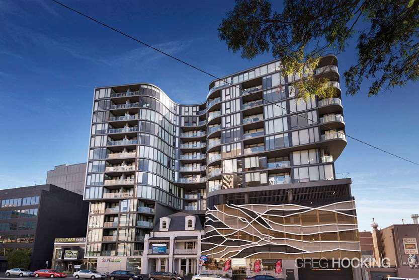 Main view of Homely apartment listing, 102/338 Kings Way, South Melbourne, VIC 3205