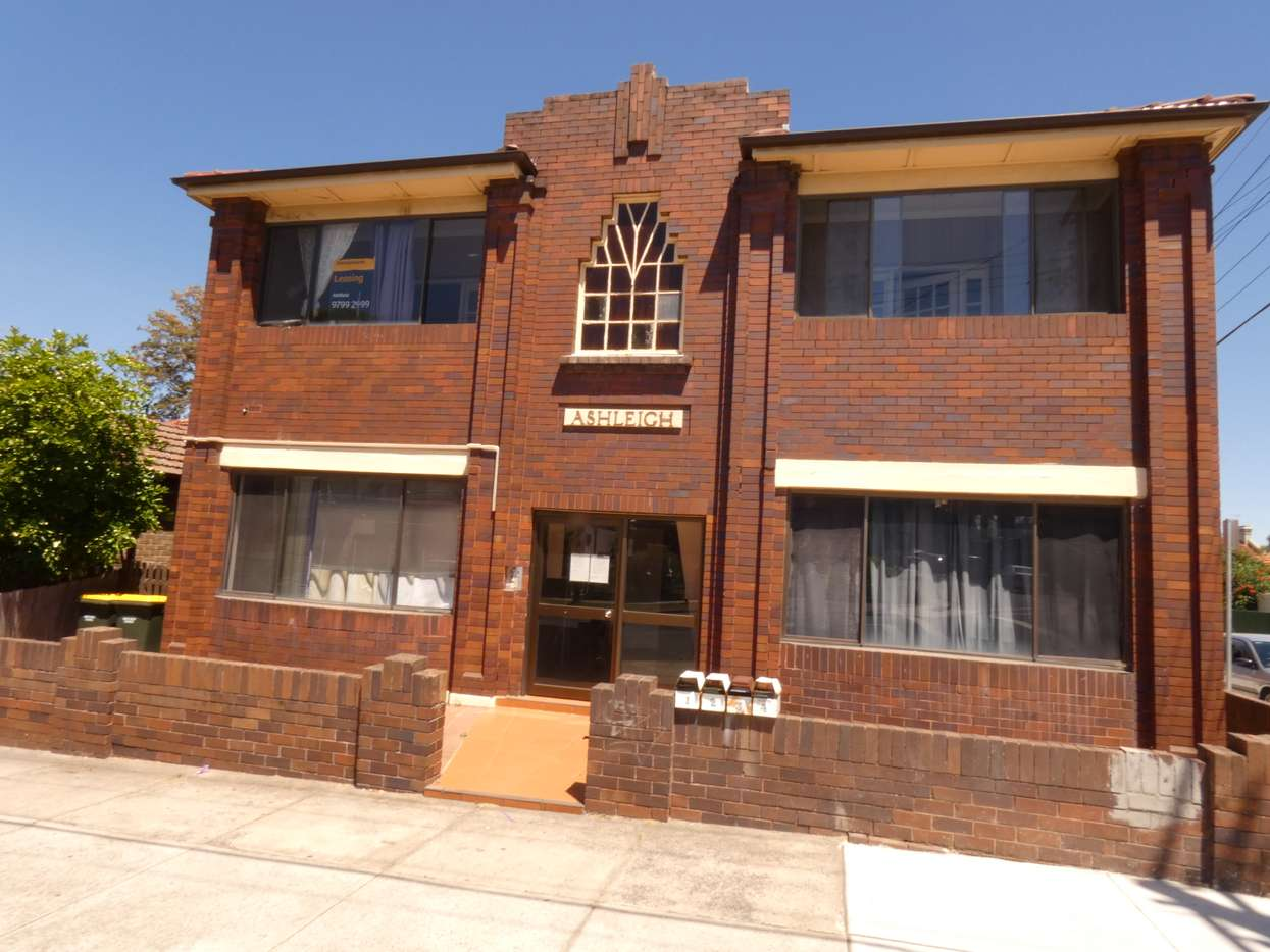 Main view of Homely unit listing, 3/43 Holden street, Ashfield, NSW 2131